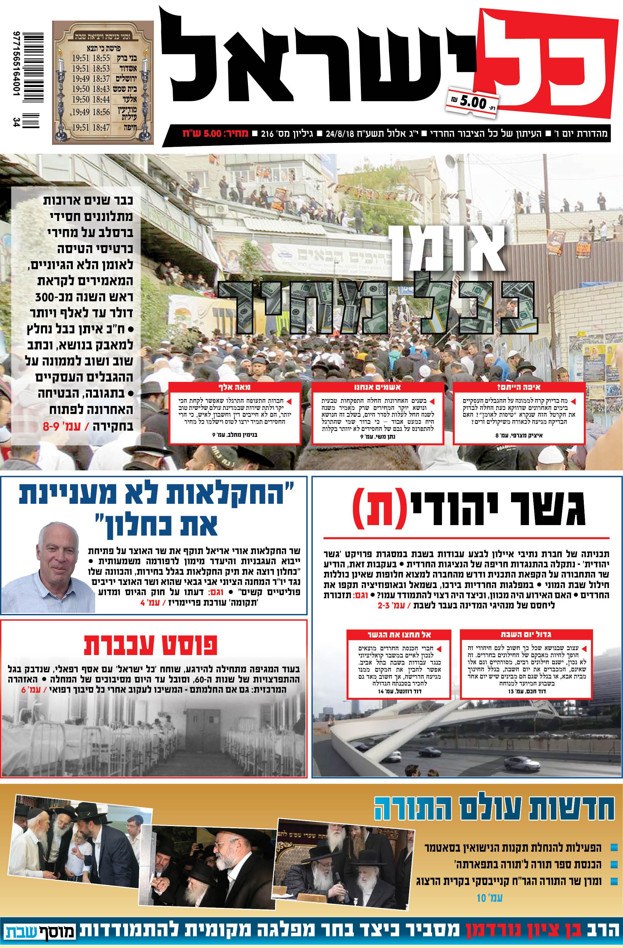 כותרת קול ישראל
